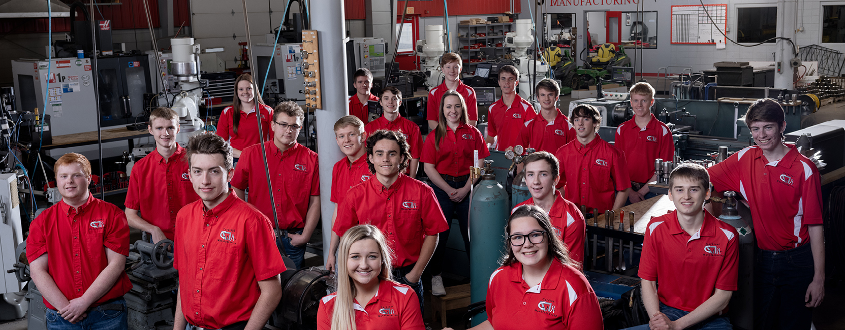 At a Small Midwest High School, Shop Class is Reborn