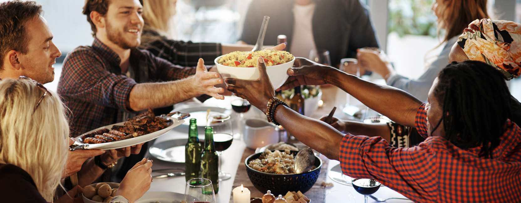 Finding a Seat at the Potluck of American Democracy