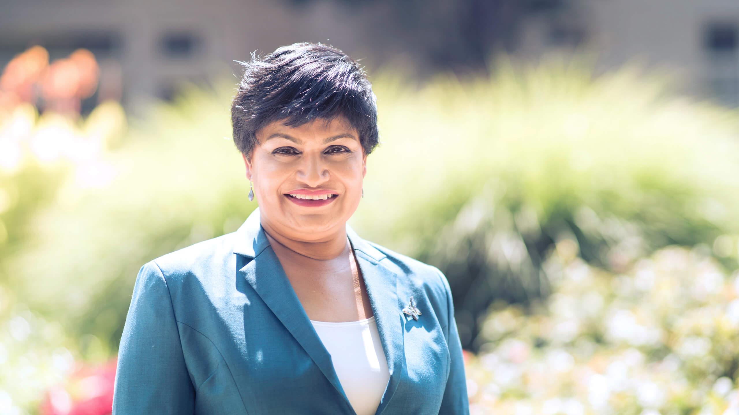 Rajshree Agarwal: The Importance of Empowerment